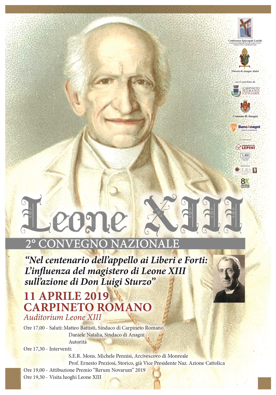 2 convegno nazionale dedicato a leone xiii ufficio for Via leone xiii roma